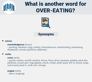 over-eating, synonym over-eating, another word for over-eating, words like over-eating, thesaurus over-eating