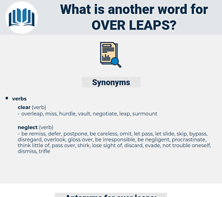 over-leaps, synonym over-leaps, another word for over-leaps, words like over-leaps, thesaurus over-leaps