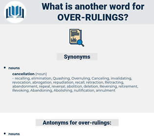 over rulings, synonym over rulings, another word for over rulings, words like over rulings, thesaurus over rulings