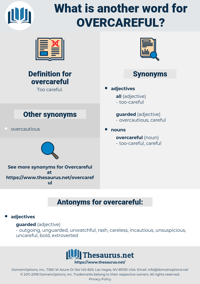 overcareful, synonym overcareful, another word for overcareful, words like overcareful, thesaurus overcareful