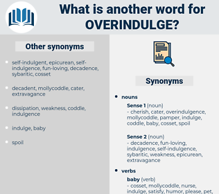 overindulge, synonym overindulge, another word for overindulge, words like overindulge, thesaurus overindulge