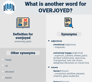 overjoyed, synonym overjoyed, another word for overjoyed, words like overjoyed, thesaurus overjoyed