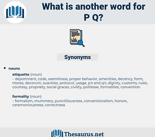 p q, synonym p q, another word for p q, words like p q, thesaurus p q