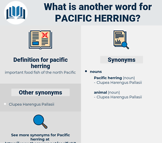 pacific herring, synonym pacific herring, another word for pacific herring, words like pacific herring, thesaurus pacific herring