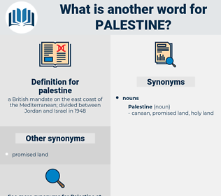 palestine, synonym palestine, another word for palestine, words like palestine, thesaurus palestine