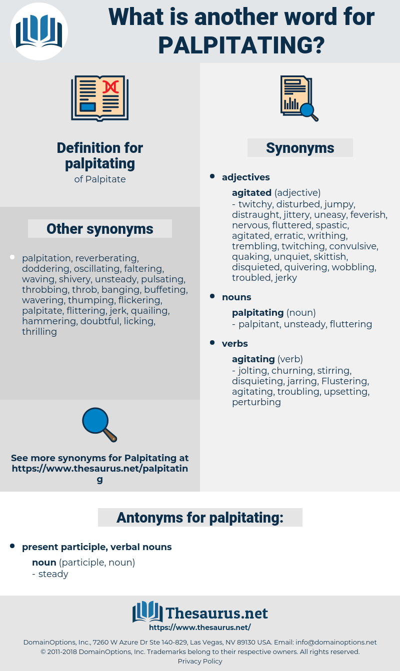 palpitating, synonym palpitating, another word for palpitating, words like palpitating, thesaurus palpitating