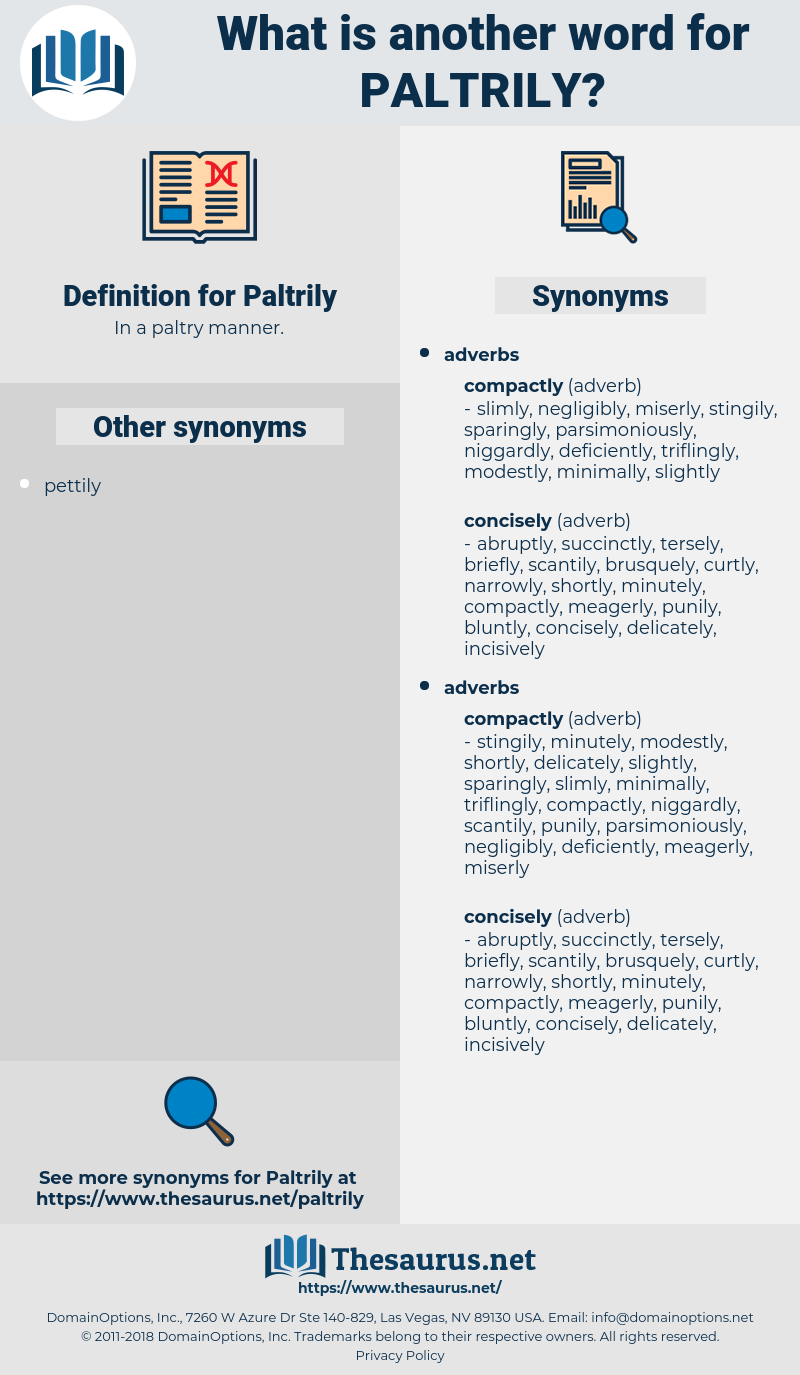 Paltrily, synonym Paltrily, another word for Paltrily, words like Paltrily, thesaurus Paltrily