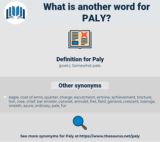 Paly, synonym Paly, another word for Paly, words like Paly, thesaurus Paly