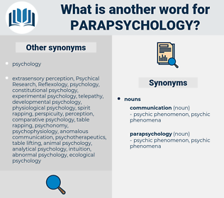 parapsychology, synonym parapsychology, another word for parapsychology, words like parapsychology, thesaurus parapsychology