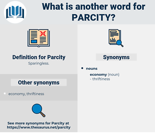 Parcity, synonym Parcity, another word for Parcity, words like Parcity, thesaurus Parcity