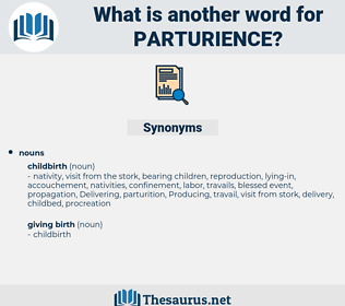parturience, synonym parturience, another word for parturience, words like parturience, thesaurus parturience