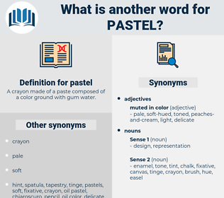 pastel, synonym pastel, another word for pastel, words like pastel, thesaurus pastel