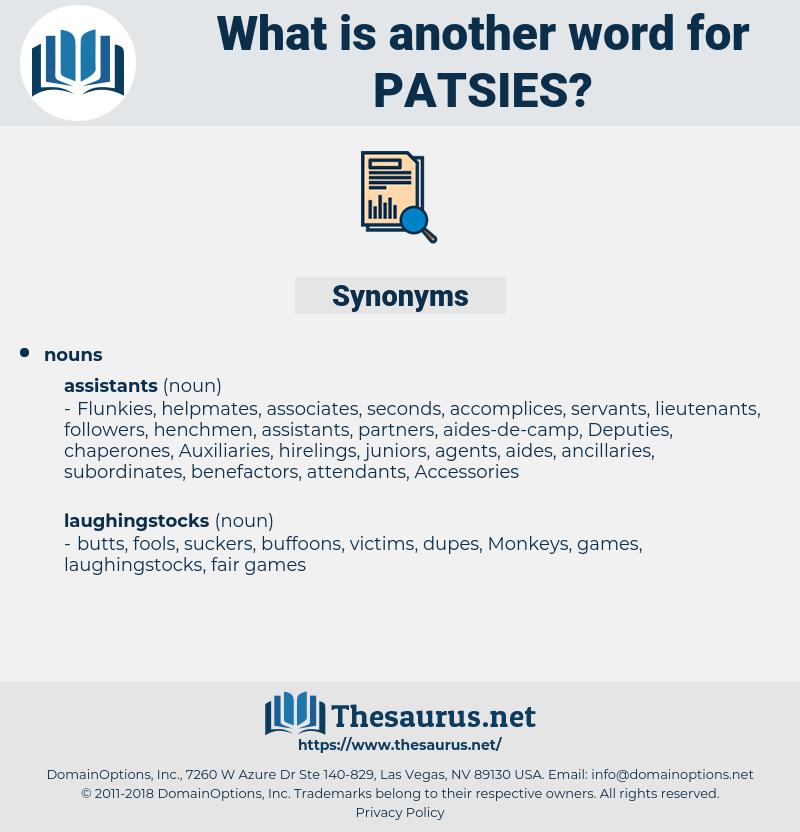 patsies, synonym patsies, another word for patsies, words like patsies, thesaurus patsies