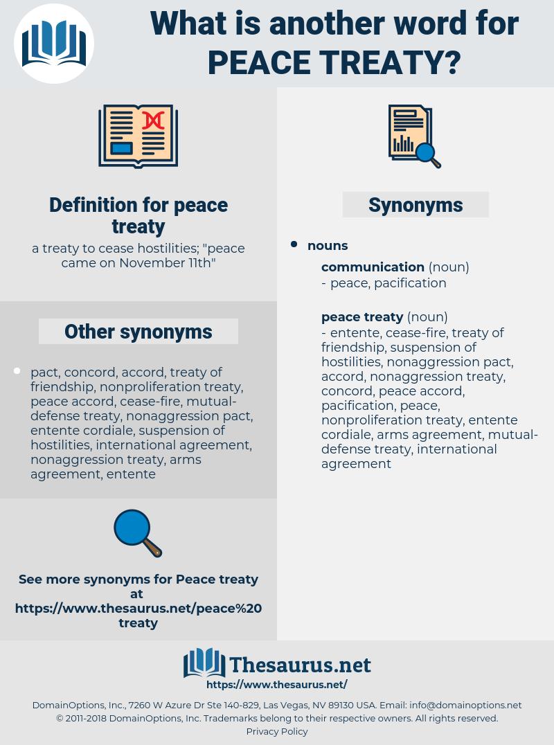 peace treaty, synonym peace treaty, another word for peace treaty, words like peace treaty, thesaurus peace treaty