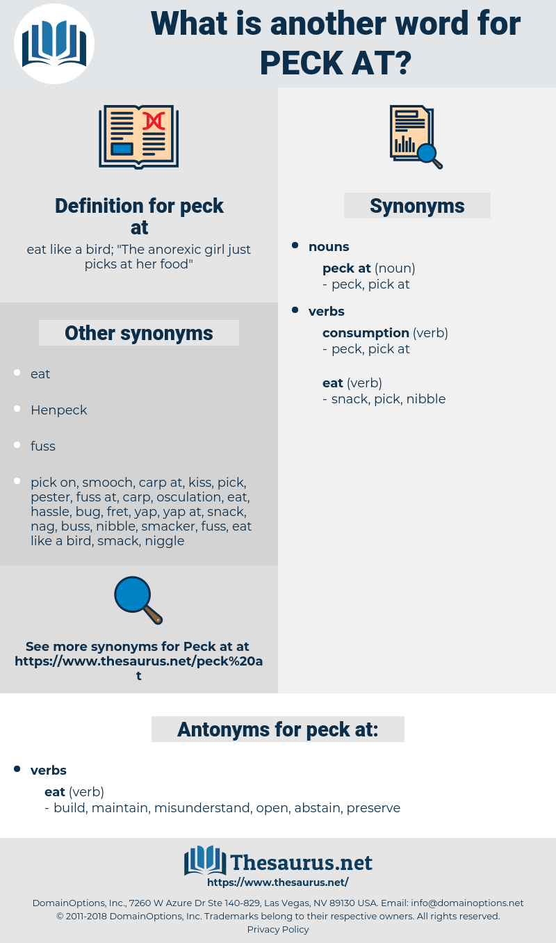 peck at, synonym peck at, another word for peck at, words like peck at, thesaurus peck at