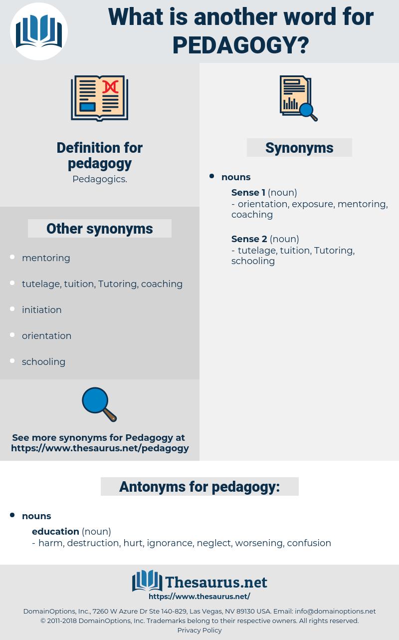 pedagogy, synonym pedagogy, another word for pedagogy, words like pedagogy, thesaurus pedagogy