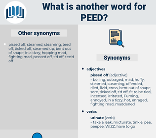 peed, synonym peed, another word for peed, words like peed, thesaurus peed