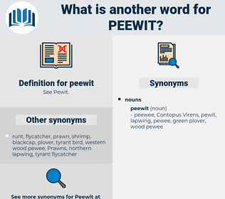 peewit, synonym peewit, another word for peewit, words like peewit, thesaurus peewit