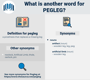 pegleg, synonym pegleg, another word for pegleg, words like pegleg, thesaurus pegleg