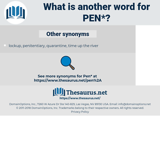 pen, synonym pen, another word for pen, words like pen, thesaurus pen