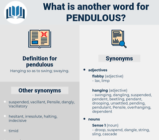 pendulous, synonym pendulous, another word for pendulous, words like pendulous, thesaurus pendulous