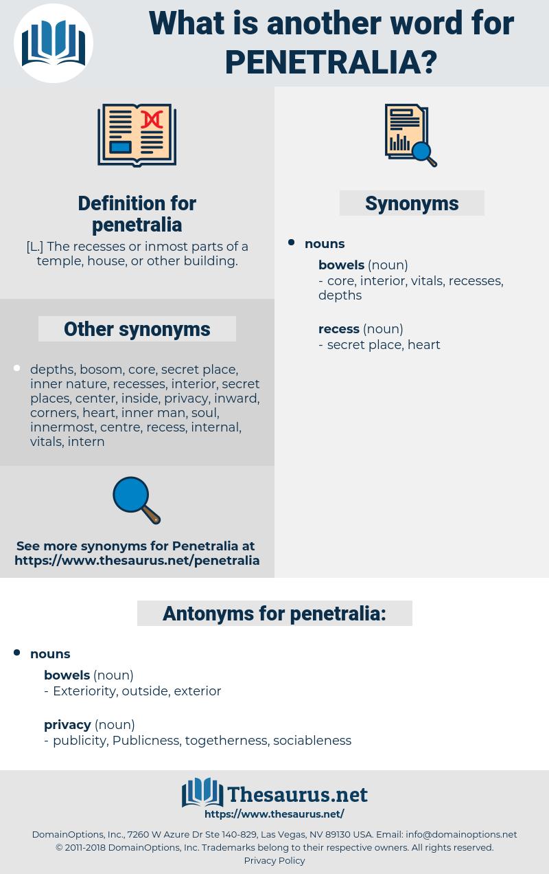penetralia, synonym penetralia, another word for penetralia, words like penetralia, thesaurus penetralia