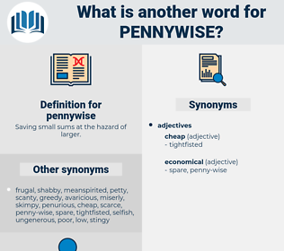 pennywise, synonym pennywise, another word for pennywise, words like pennywise, thesaurus pennywise