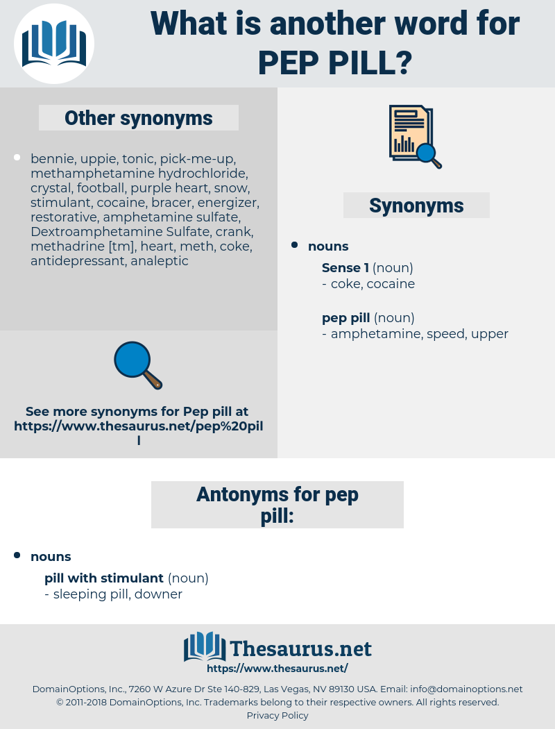 pep pill, synonym pep pill, another word for pep pill, words like pep pill, thesaurus pep pill