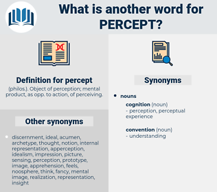 percept, synonym percept, another word for percept, words like percept, thesaurus percept