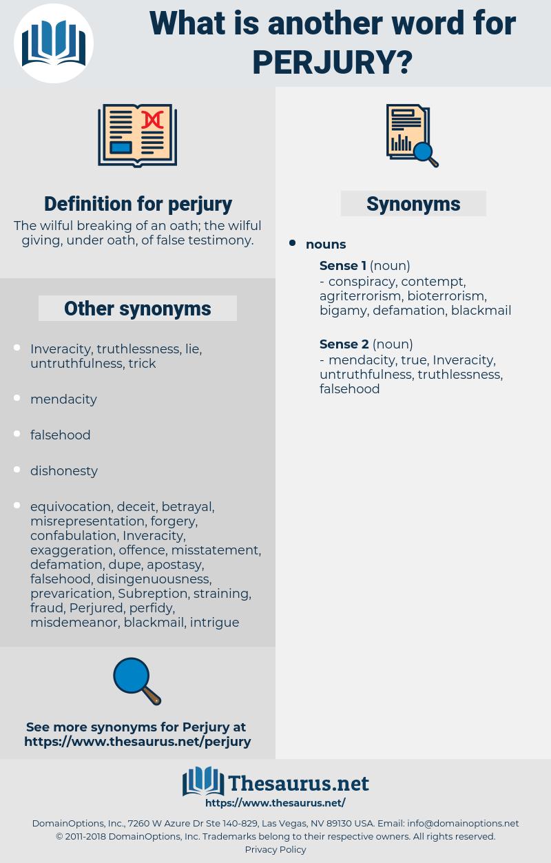 perjury, synonym perjury, another word for perjury, words like perjury, thesaurus perjury