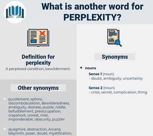 perplexity, synonym perplexity, another word for perplexity, words like perplexity, thesaurus perplexity