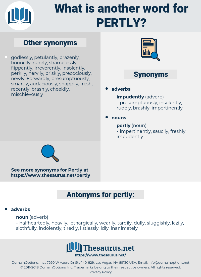 pertly, synonym pertly, another word for pertly, words like pertly, thesaurus pertly