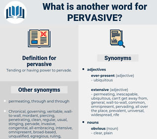 pervasive, synonym pervasive, another word for pervasive, words like pervasive, thesaurus pervasive