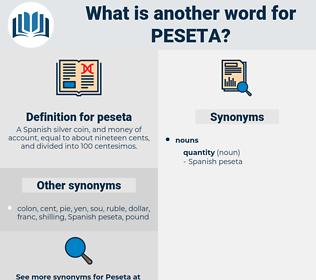 peseta, synonym peseta, another word for peseta, words like peseta, thesaurus peseta