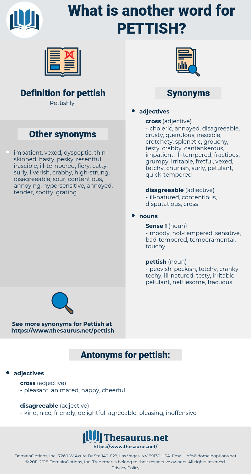 pettish, synonym pettish, another word for pettish, words like pettish, thesaurus pettish