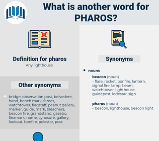 pharos, synonym pharos, another word for pharos, words like pharos, thesaurus pharos