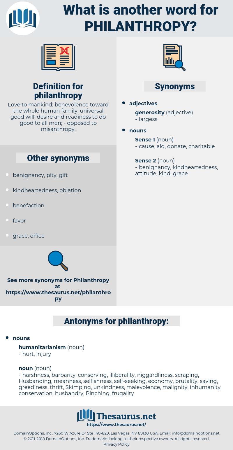 philanthropy, synonym philanthropy, another word for philanthropy, words like philanthropy, thesaurus philanthropy