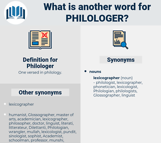 Philologer, synonym Philologer, another word for Philologer, words like Philologer, thesaurus Philologer
