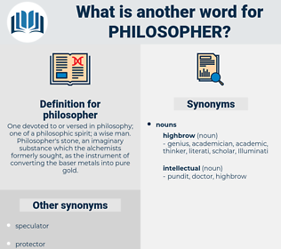 philosopher, synonym philosopher, another word for philosopher, words like philosopher, thesaurus philosopher