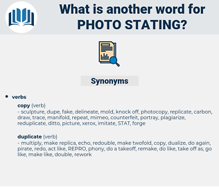 photo stating, synonym photo stating, another word for photo stating, words like photo stating, thesaurus photo stating