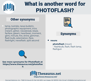 photoflash, synonym photoflash, another word for photoflash, words like photoflash, thesaurus photoflash