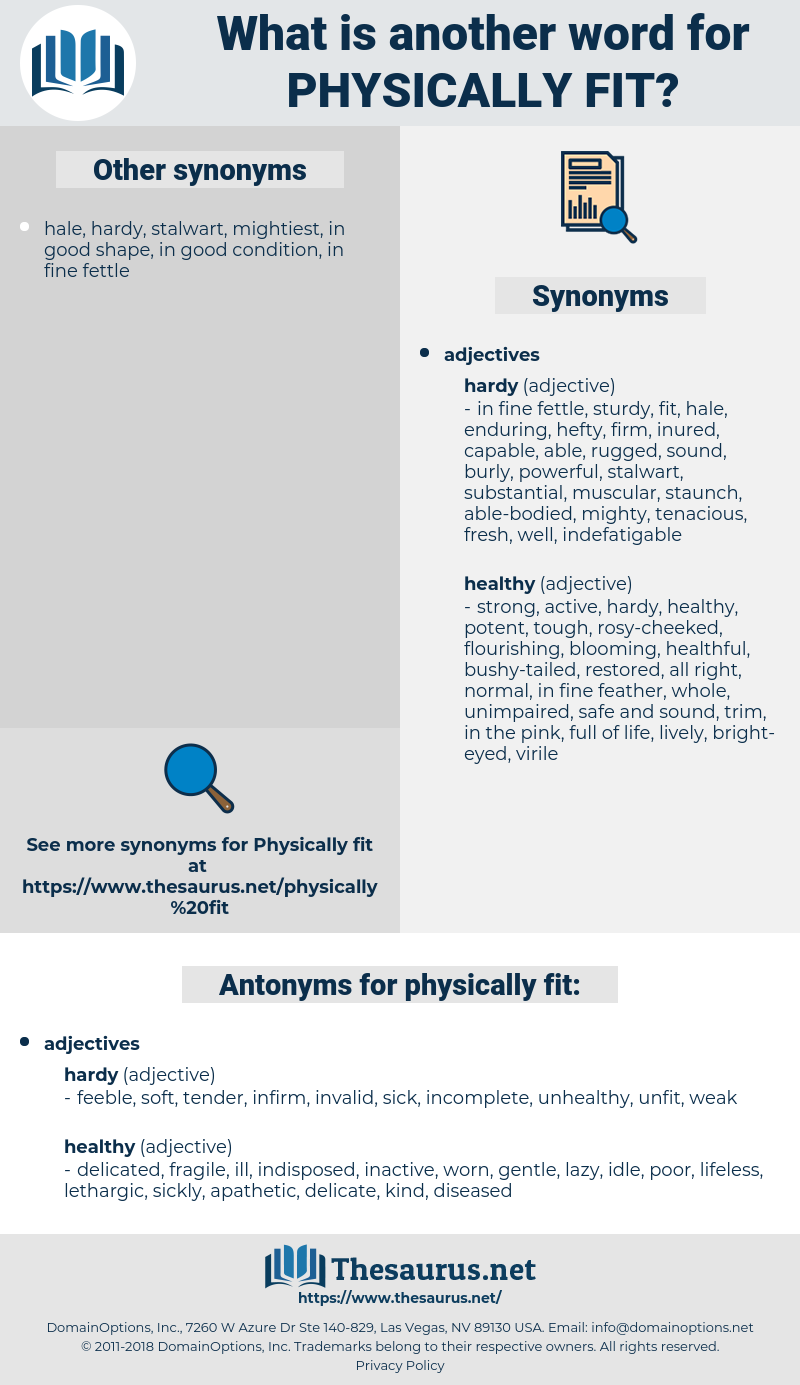 physically fit, synonym physically fit, another word for physically fit, words like physically fit, thesaurus physically fit