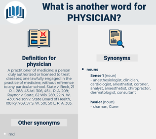 physician, synonym physician, another word for physician, words like physician, thesaurus physician