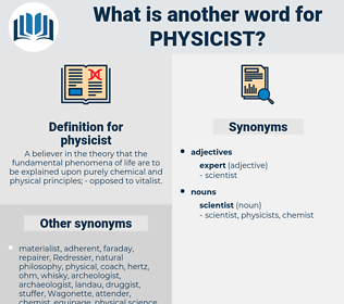 physicist, synonym physicist, another word for physicist, words like physicist, thesaurus physicist