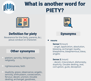 piety, synonym piety, another word for piety, words like piety, thesaurus piety