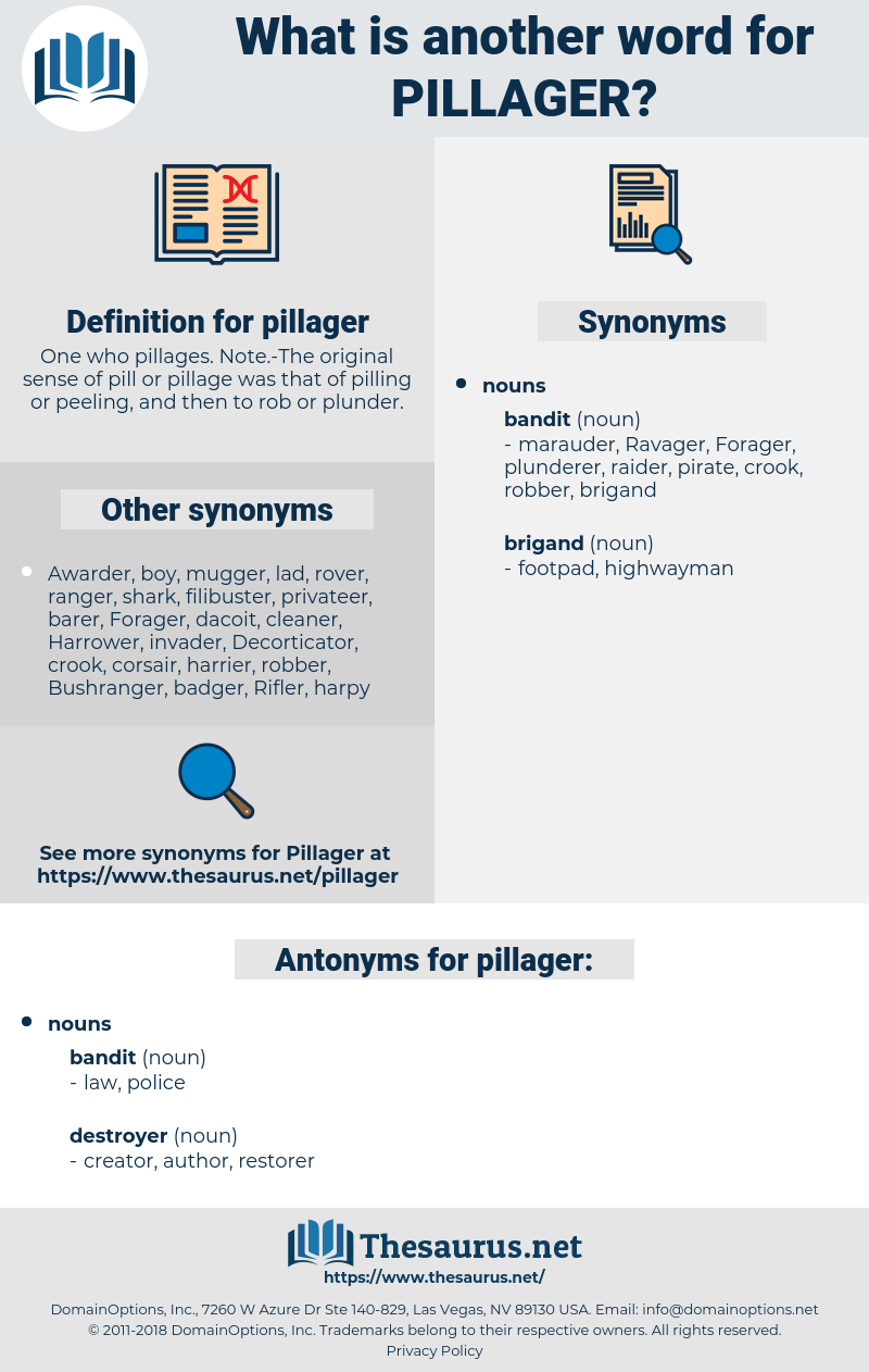 pillager, synonym pillager, another word for pillager, words like pillager, thesaurus pillager