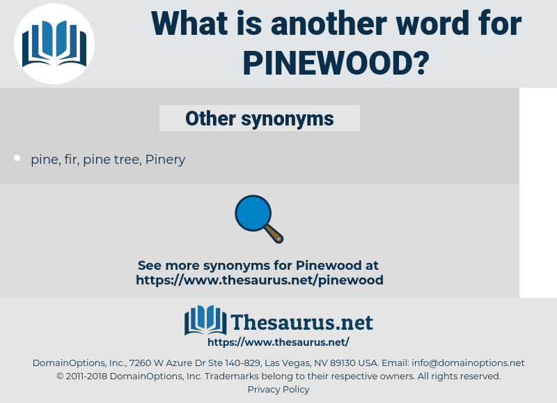 pinewood, synonym pinewood, another word for pinewood, words like pinewood, thesaurus pinewood