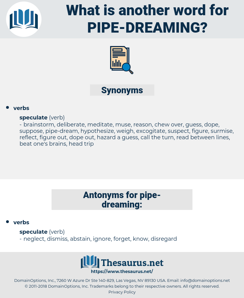 pipe dreaming, synonym pipe dreaming, another word for pipe dreaming, words like pipe dreaming, thesaurus pipe dreaming