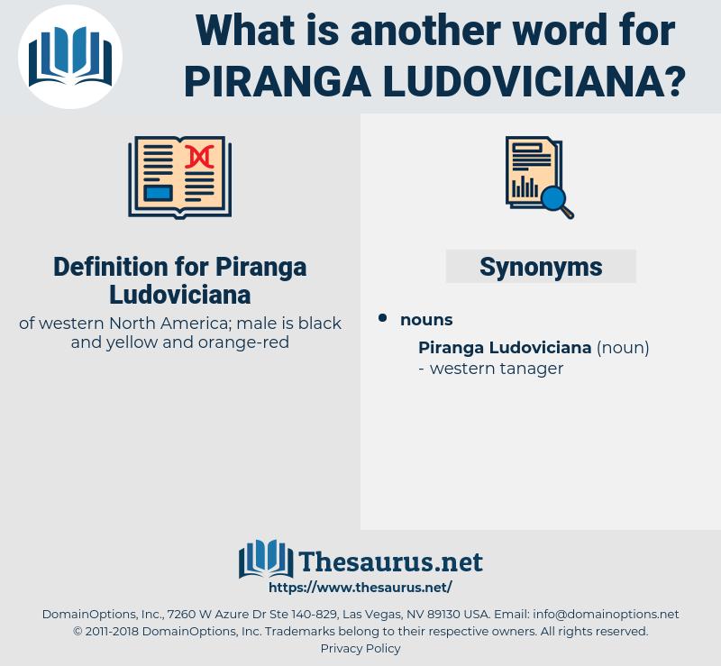 Piranga Ludoviciana, synonym Piranga Ludoviciana, another word for Piranga Ludoviciana, words like Piranga Ludoviciana, thesaurus Piranga Ludoviciana
