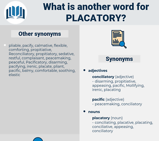 placatory, synonym placatory, another word for placatory, words like placatory, thesaurus placatory